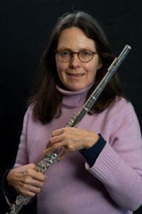 Petra Liebe von der Kreismusikschule Göttingen