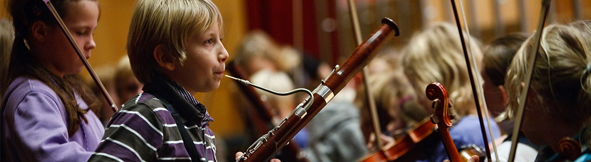 Schülerorchester der Kreismusikschule Göttingen, Duderstadt, Osterode, Hann. Münden