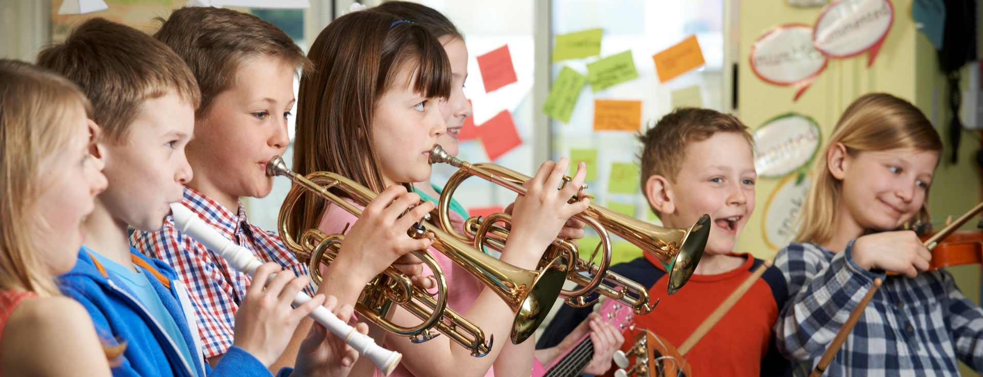 Musikunterricht im Landkreis Göttingen durch die Kreismusikschule Göttingen, Osterode, Duderstadt, Hann. Münden