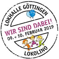 Logo Kreismusikschule bei der Lokolino